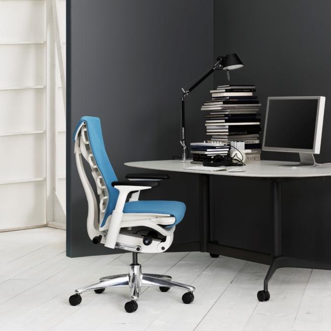 Cadeira ergonomica de escritorio HERMAN MILLER EMBODY