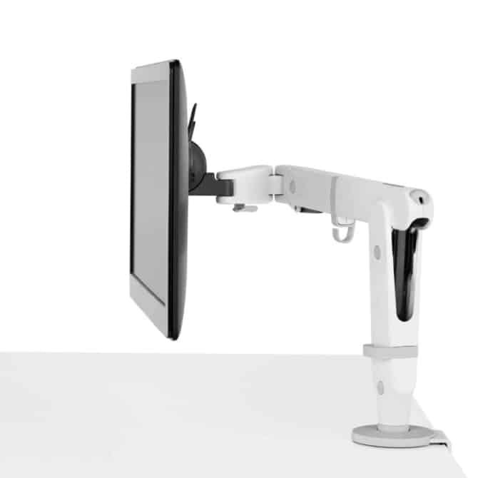 Ollin Single Arm Support White 1 1