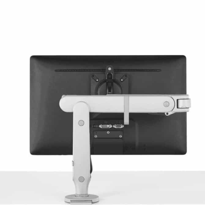 Ollin Single Arm Support White 5