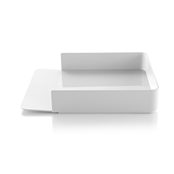 Tabuleiro de secretaria Herman Miller concret Formwork Paper Tray