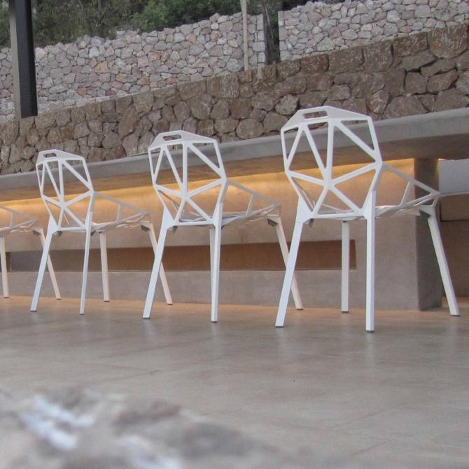MAGIS Chair One white