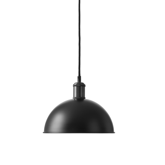 MENU Hubert Pendant black scaled