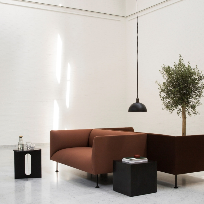 MENU Hubert Pendant lounge scaled