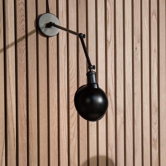 MENU Hudson Ceiling and Wall Lamp