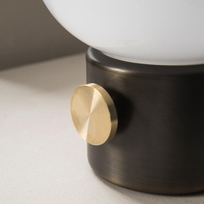 MENU JWDA Metallic Lamp Black light detail scaled