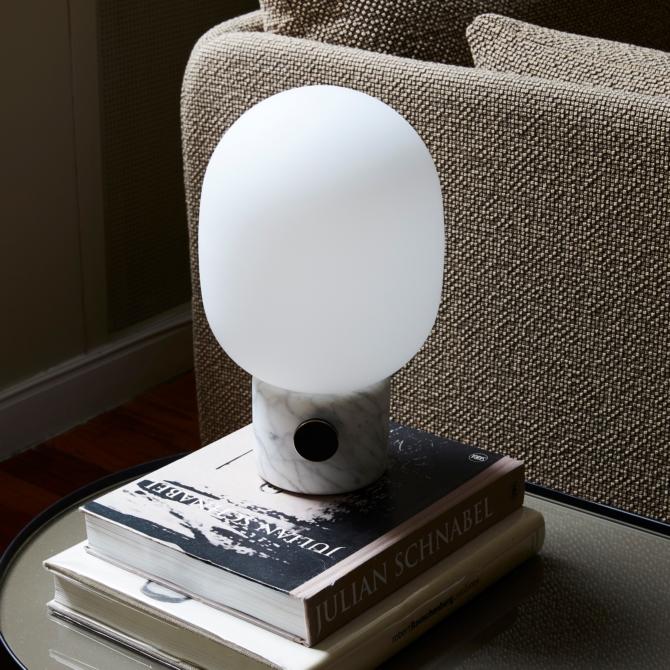 MENU JWDA Table Lamp Marble view