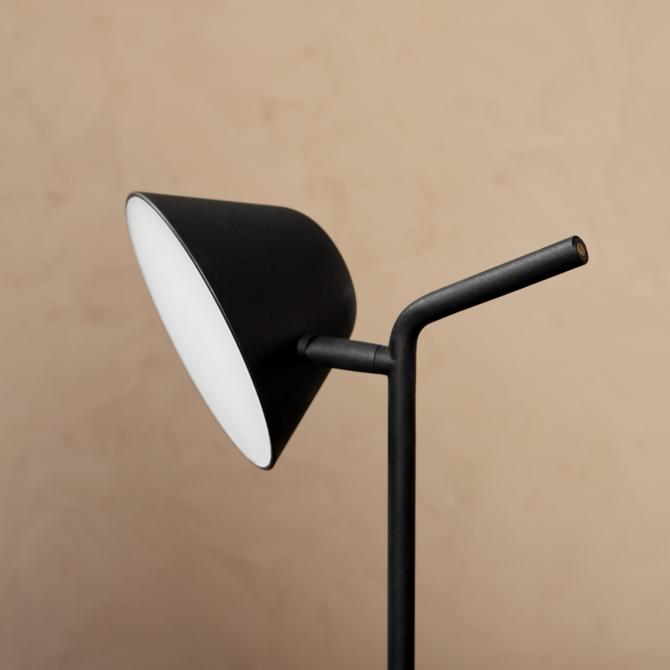 MENU Peek Table Lamp black scaled