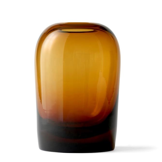 MENU Troll Vase Amber extra large scaled