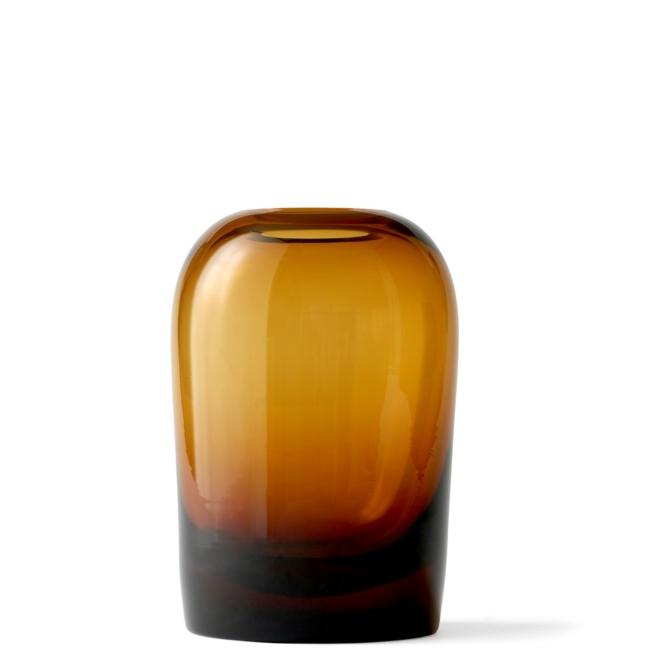 MENU Troll Vase Amber large