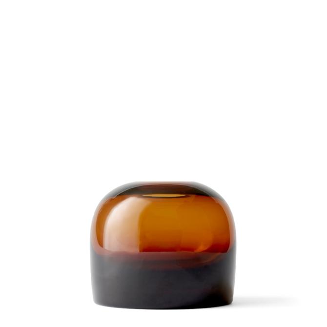 MENU Troll Vase Amber medium scaled