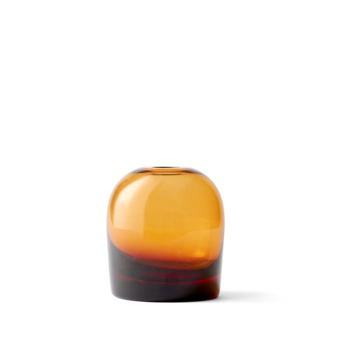 MENU Troll Vase Amber small scaled