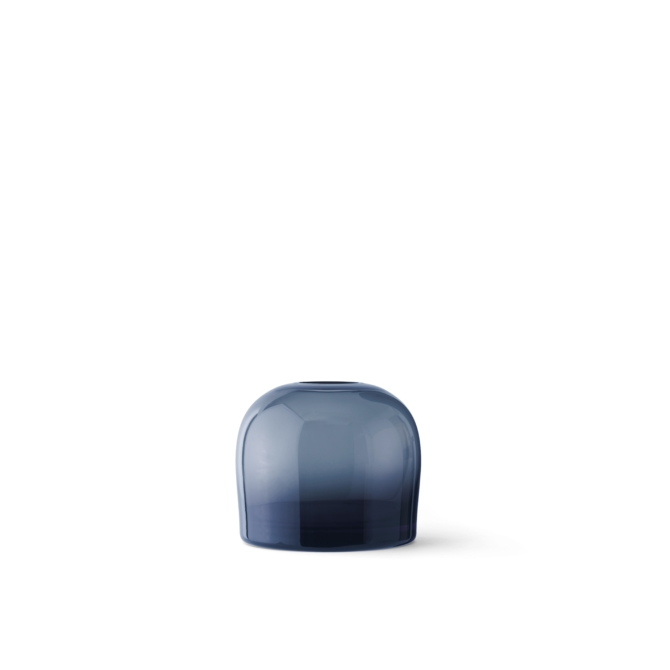 MENU Troll Vase Midnight Blue medium scaled