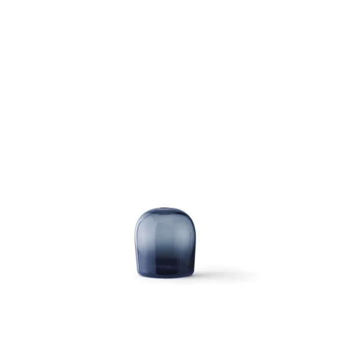 MENU Troll Vase Midnight Blue small