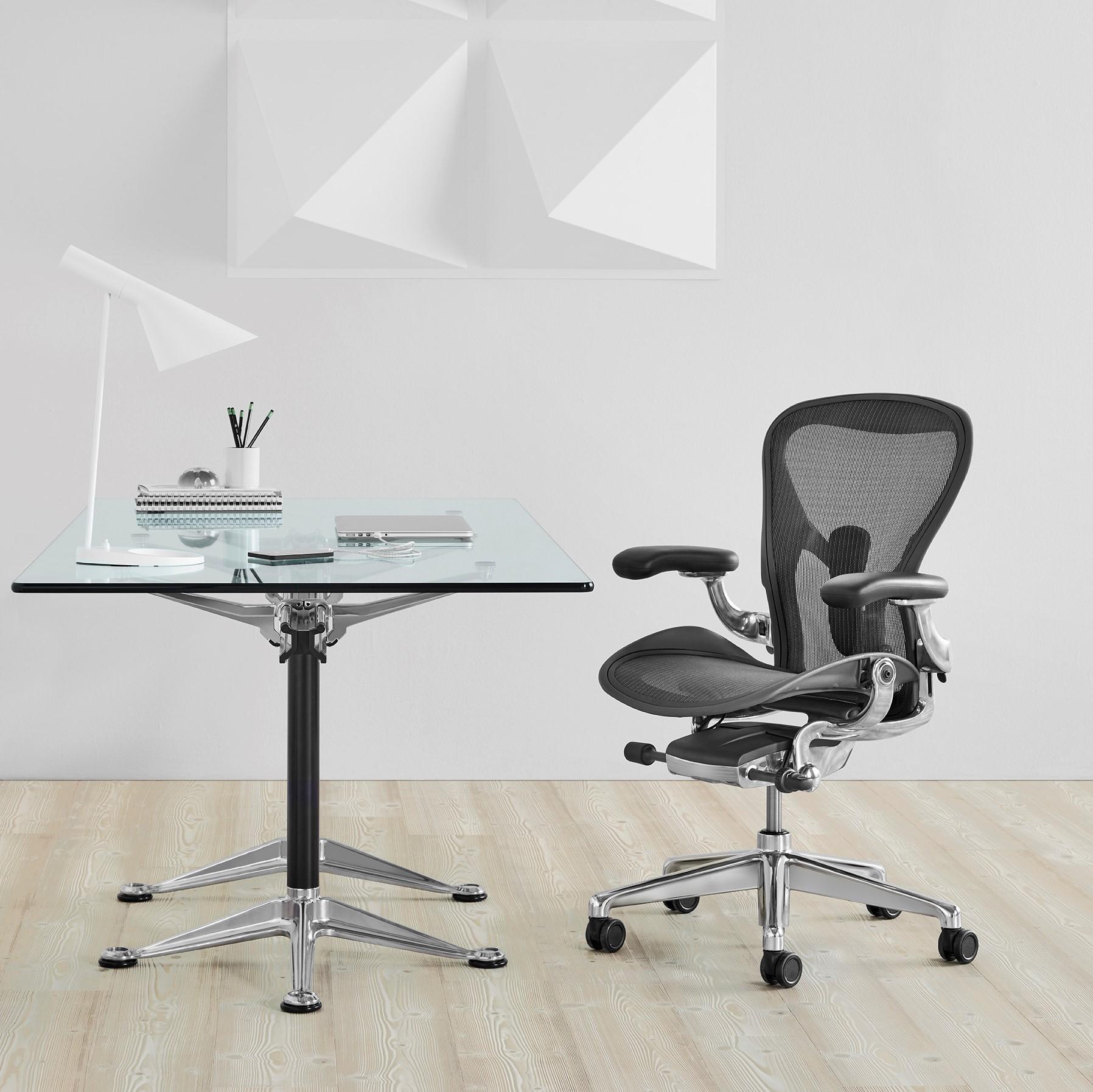 Cadeira ergonómica HERMAN MILLER AERON - Agile Design Store