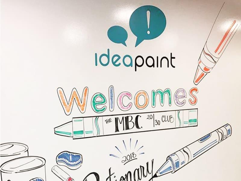 IdeaPaint Agile Design Store