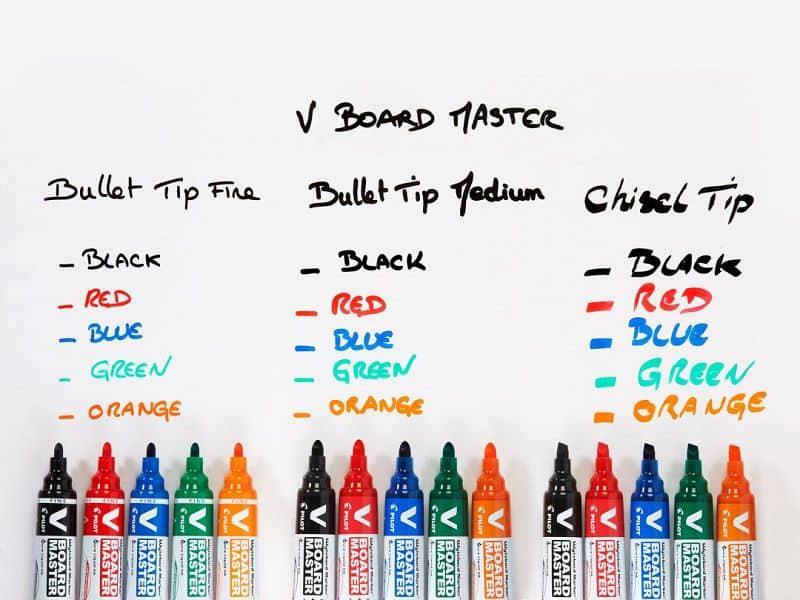 PilotPen V Board Master Agile Design Store