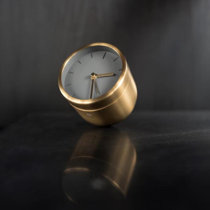 MENU Tumbler Alarm Clock lounge