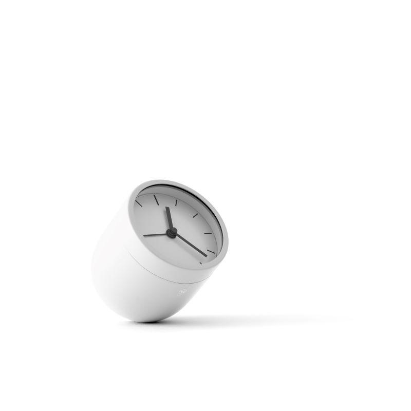 MENU Tumbler Alarm Clock white 4