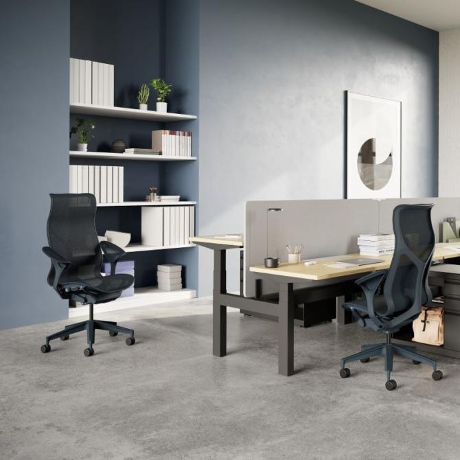 Cadeira de escritorio Herman Miller Cosm 20