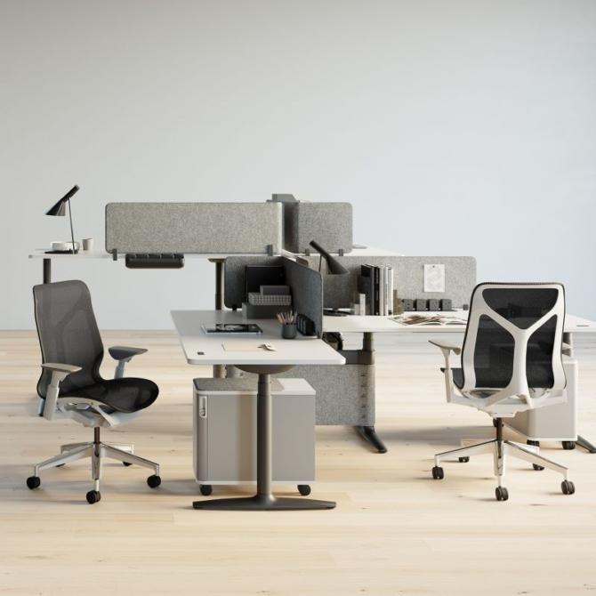 Cadeira de escritorio Herman Miller Cosm 21