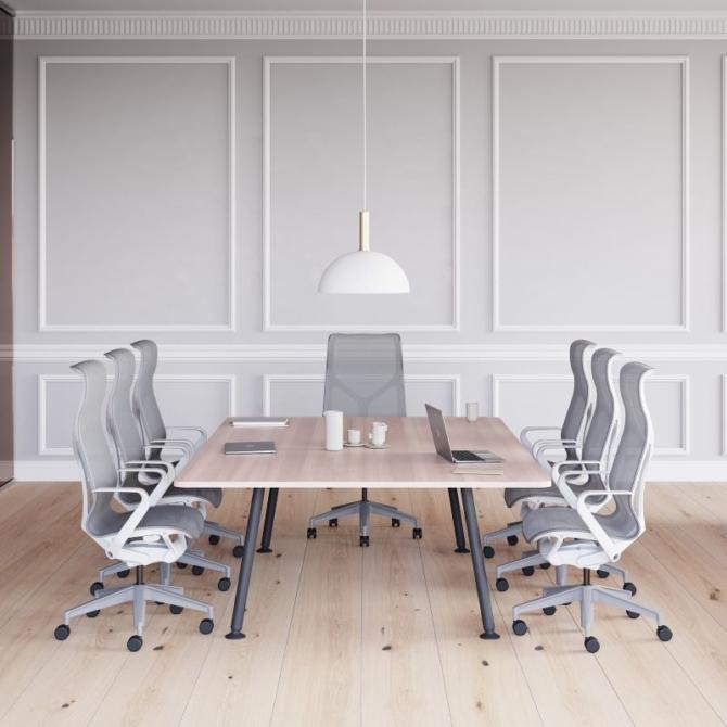 Cadeira de escritorio Herman Miller Cosm 22
