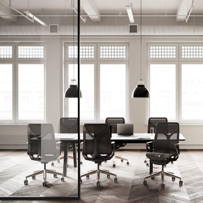 Cadeira de escritorio Herman Miller Cosm 23