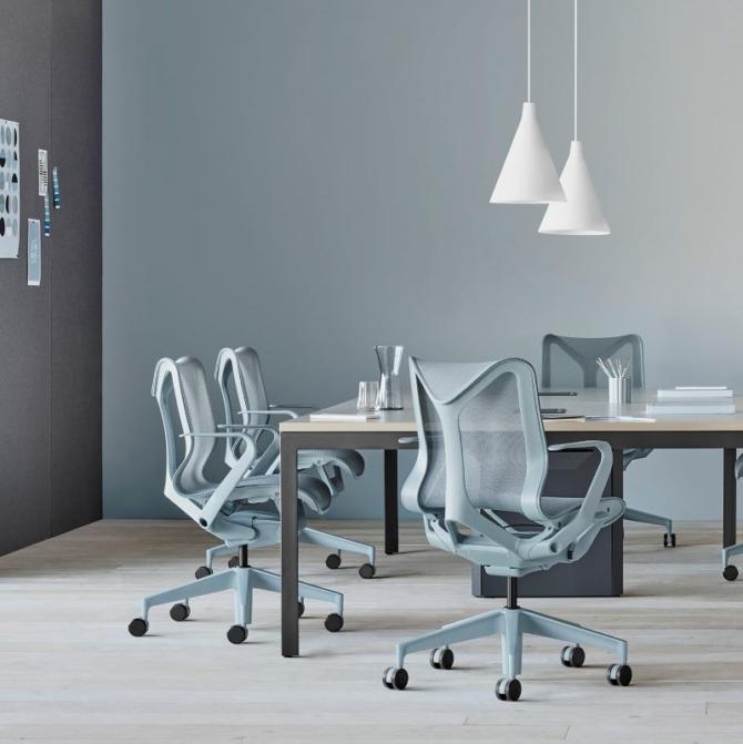 Cadeira de escritorio Herman Miller Cosm 3