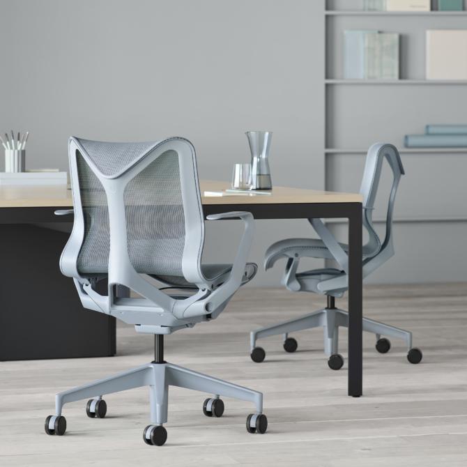 Cadeira de escritorio Herman Miller Cosm 4