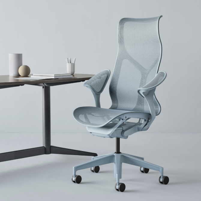 Cadeira de escritorio Herman Miller Cosm 5