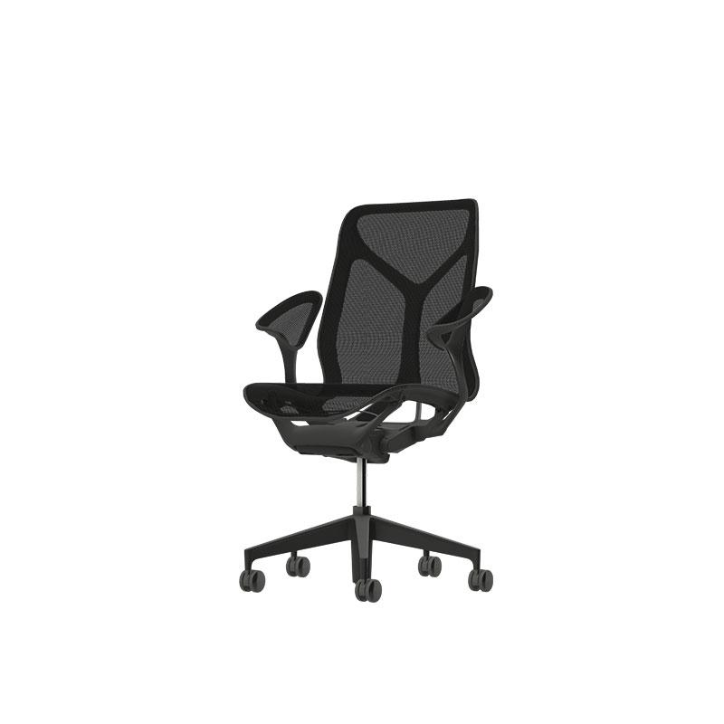 HMI Cosm Office Chair FLC153SFJG1G1G1BKS84501