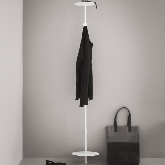MENU Norm Coat Hanger White 1