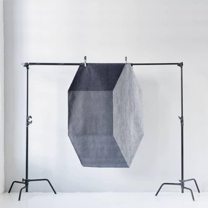 MENU Willenz Volume Rug Small Stone 4