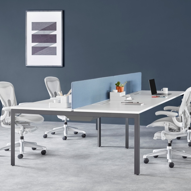 Herman Miller Secretaria Layout Studio