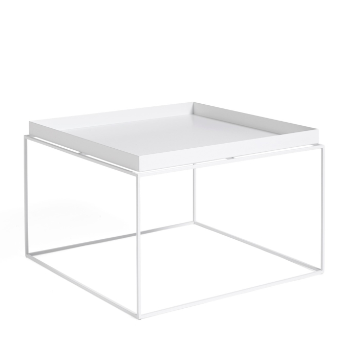 Mesa de apoio Hay Tray Table white