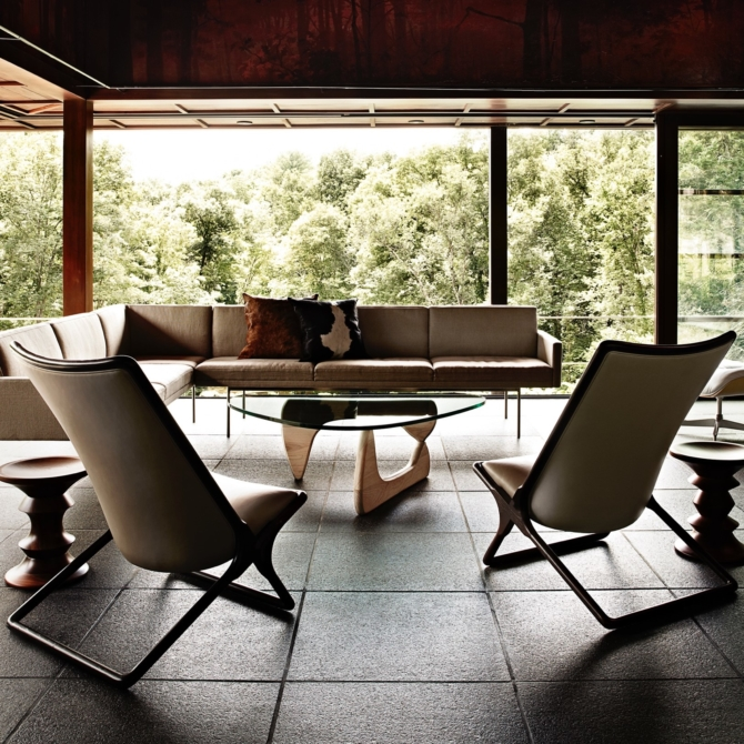 Cadeira de design Herman Miller Scissor