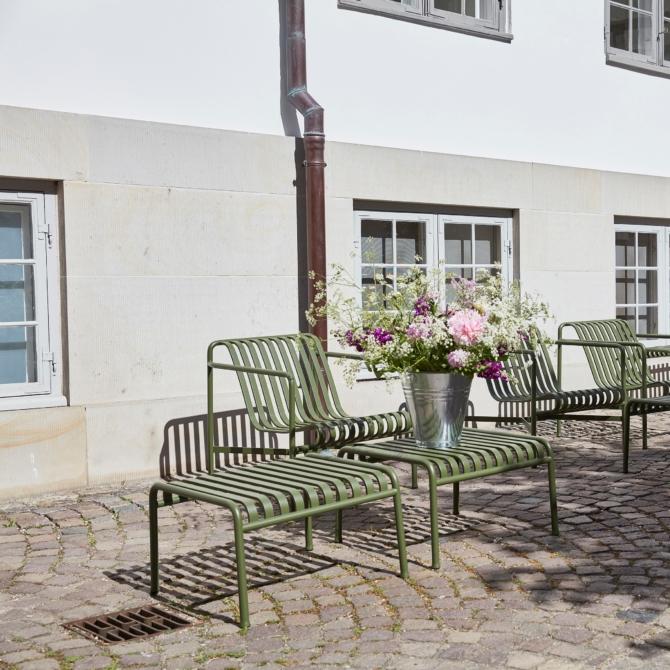 Cadeira para jardim Hay Palissade Lounge
