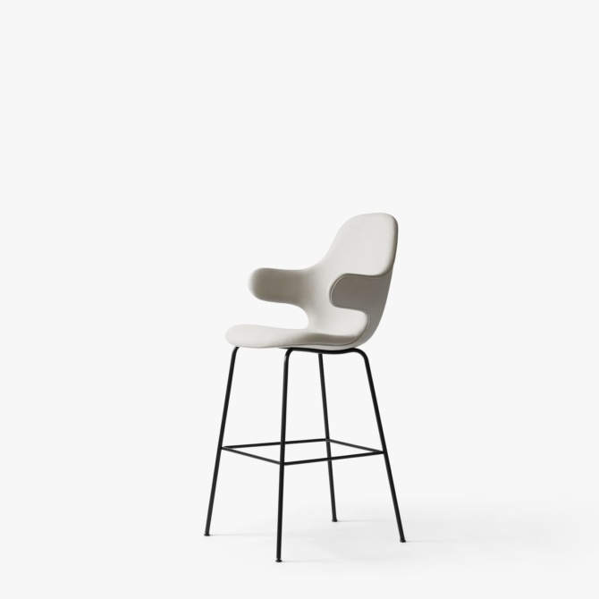 Catch Bar Stool White  JH17 2