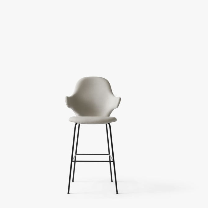 Catch Bar Stool White JH17