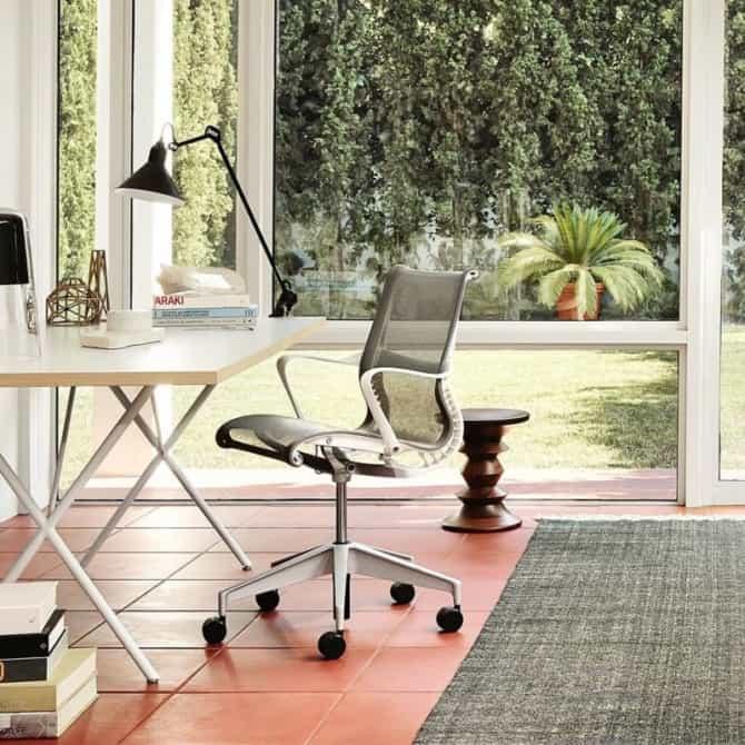HERMAN MILLER Setu Chair 4 Star 1