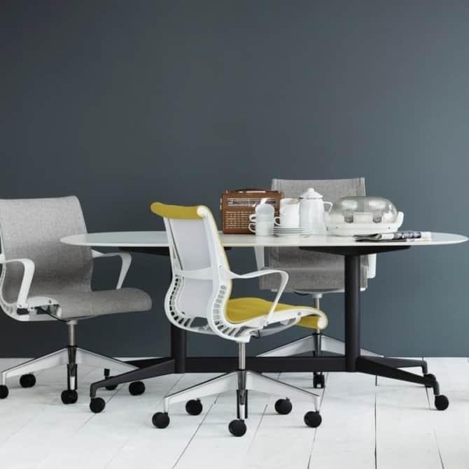 HERMAN MILLER Setu Chair 4 Star 3