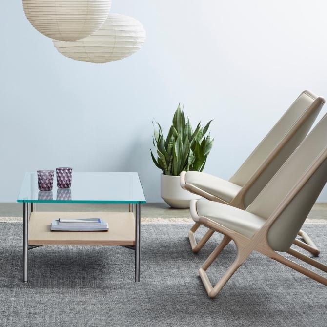 Herman Miller Scissor Cadeira de design