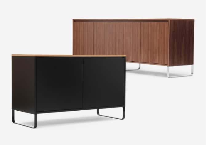 NAUGHTONE SIDEBOARD 8
