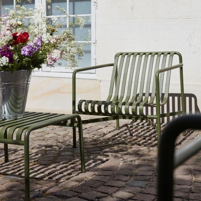 Palissade Lounge Cadeira para jardim Hay