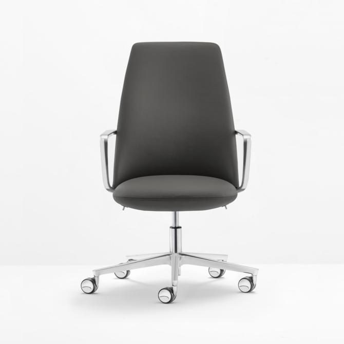 Cadeira de executivo preto PEDRALI Elinor 3755