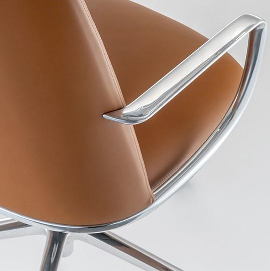 Elinor 3755 PEDRALI office Cadeira de