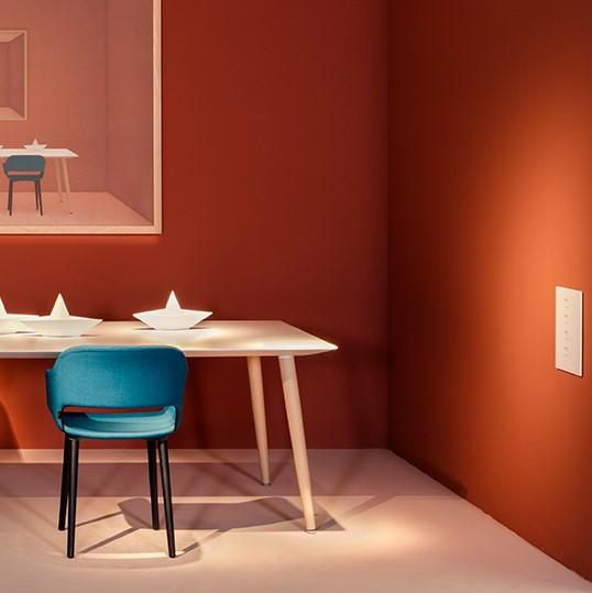 Mesa de jantar lounge PEDRALI BABILA TBA