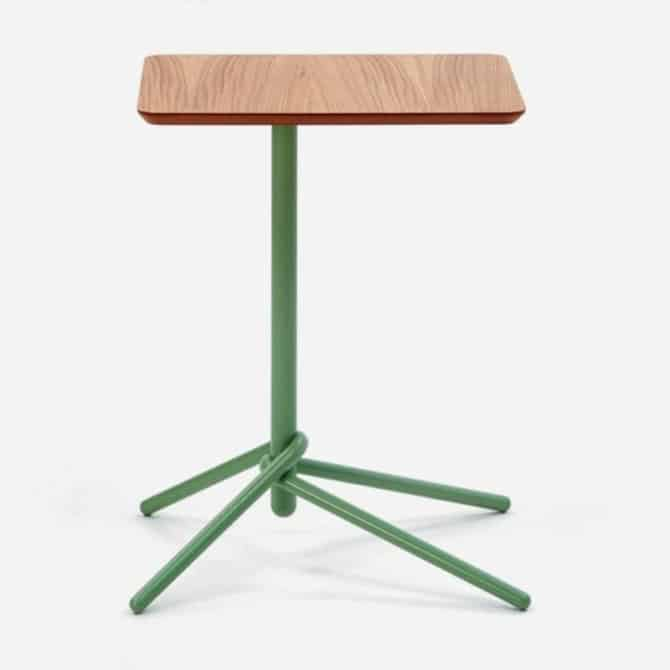 NAUGHTONE KNOT TABLE 7