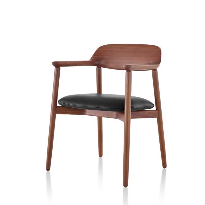 Cadeira de design Herman Miller Crosshatch