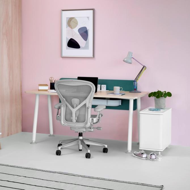 Herman Miller Mesas de escritorio Memo