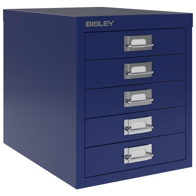 Gaveteiro 5 gavetas BISLEYH125NL Oxford Blue 1